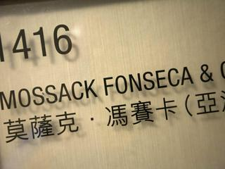 Panama papers. Mossack Fonseca