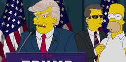 Simpsonowie 15 lat temu przewidzieli prezydenturę Trumpa