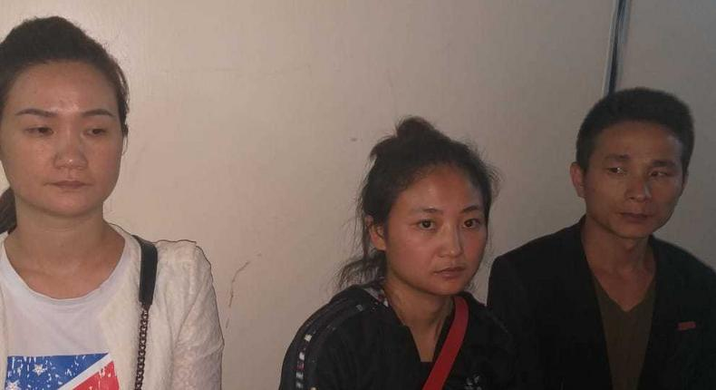 15 Chinese Nationals engaging in prostitution arrested