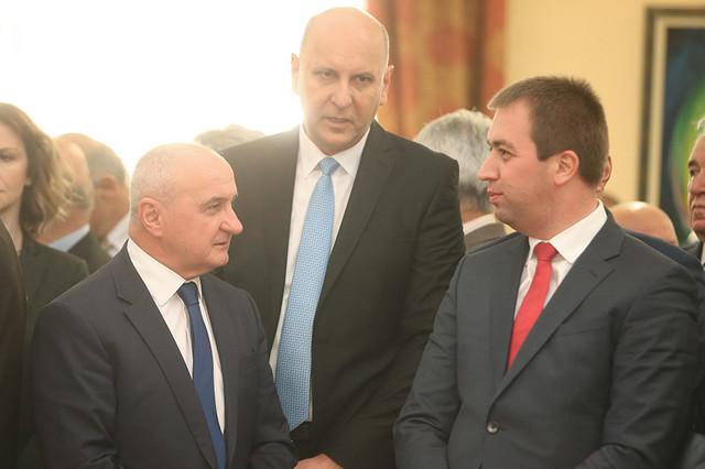 Petar Đokić, Maksim Skoko i Goran Selak