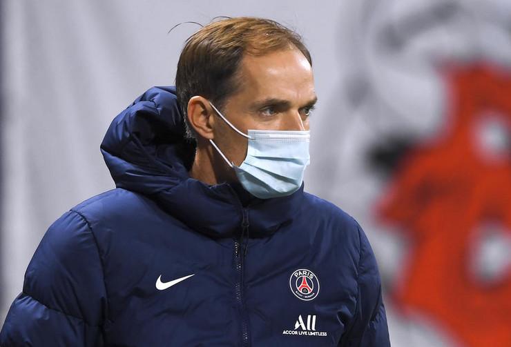 Tomas Tuhel, trener FK Pari Sen Žermen