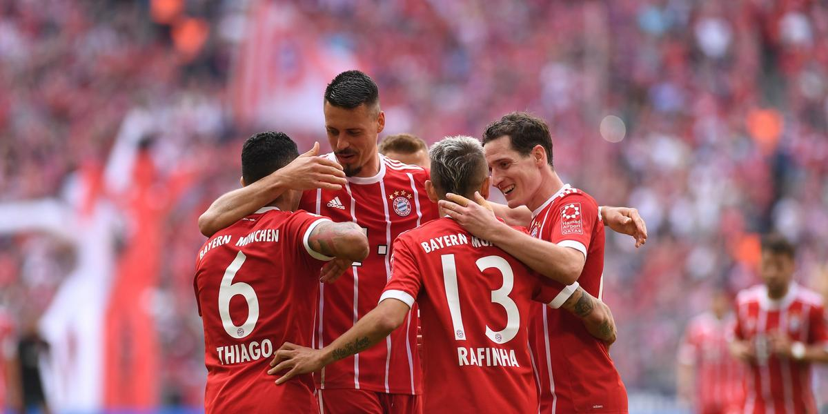Bayern Real Livestream