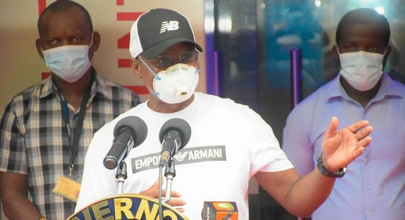 Kilifi is Coronavirus free - Governor Amason Kingi declares after last 2 cases recovered