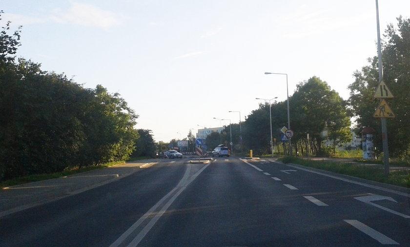 Remont ul. Mińskiej we Wrocławiu