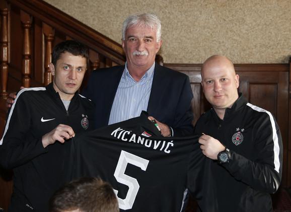 Ilić, Kićanović i Nikolić
