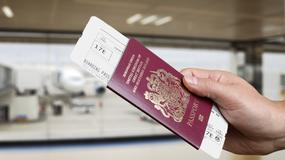 59-letni mężczyzna przeszedł odprawę z paszportem swojego 15-letniego syna