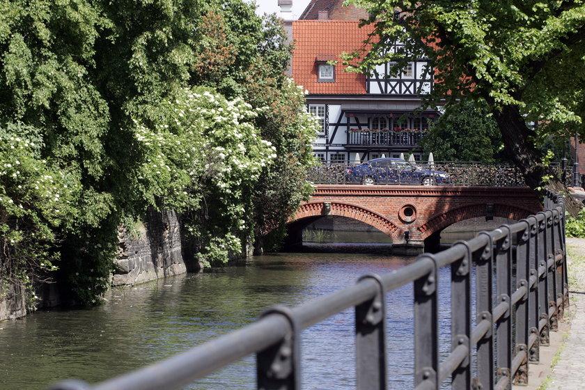 Most zakochanych w Gdańsku