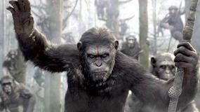 """""""Ewolucja planety małp"""" na szczycie box office'u w USA"""