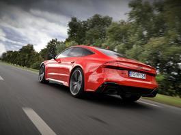 Audi RS7 Sportback - mocarz z manierami