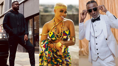 Tell us your Easter plans and we'll tell you which Ghanaian celebrity will visit you