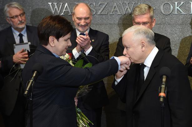 """""""Każdy, kto coś z polityki na prawdę rozumie, doskonale wie, że tak właśnie jest"""" - dodał Jarosław Kaczyński"""