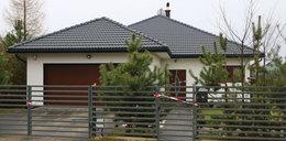 Dom grozy wystawiony na sprzedaż