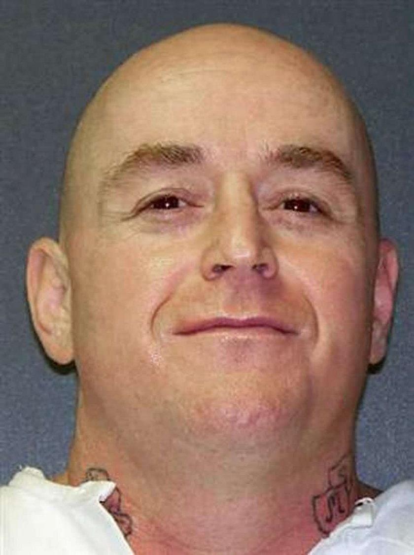 Egzekucja w USA. Za dwa morderstwa