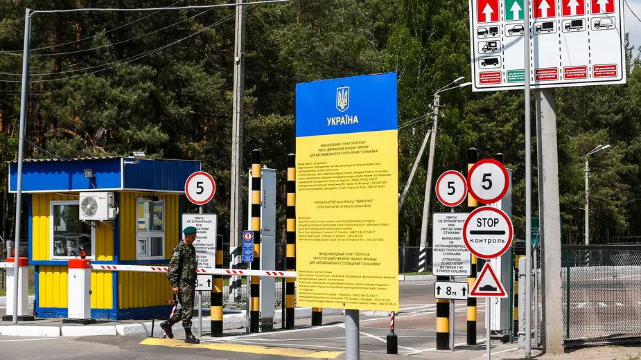 Koronawirus. Ukraina czasowo zamyka granice kraju dla obcokrajowców
