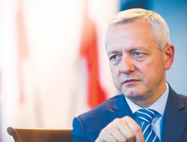 Marek Zagórski, minister cyfryzacji, fot. Wojtek Górski