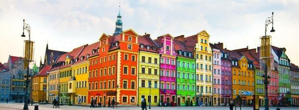 8. miejsce - Stare Miasto we Wrocławiu