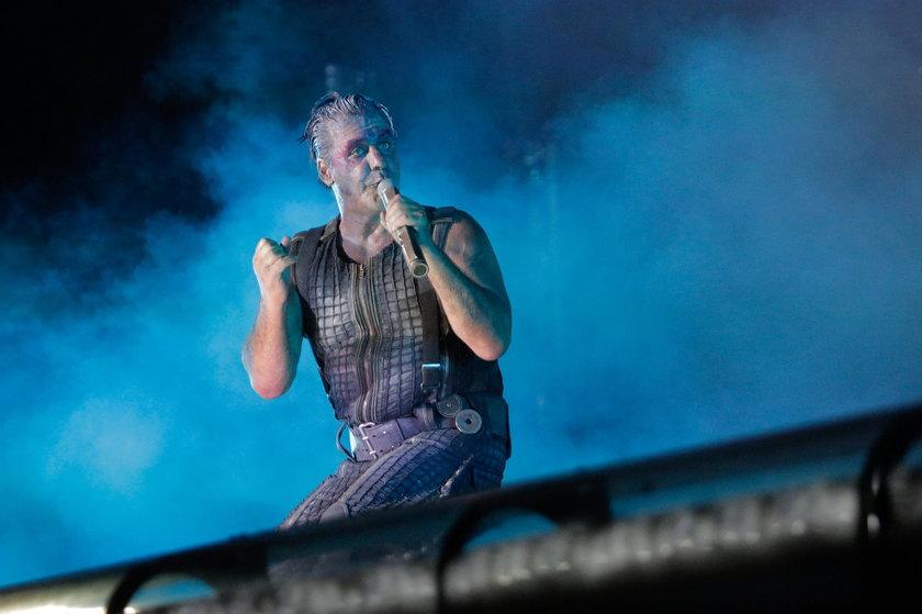 Capital of Rock. Koncert Rammstein we Wrocławiu