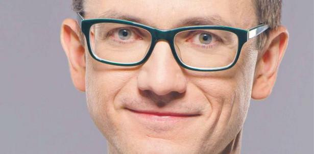 Karol Okoński, wiceminister cyfryzacji i pełnomocnik rządu ds. cyberbezpieczeństwa fot. mat. prasowe
