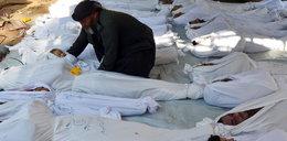 Atak chemiczny w Syrii. Francja ujawnia wstrząsający raport
