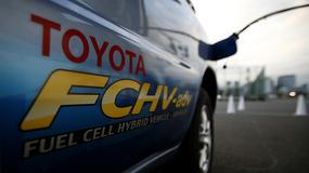 Toyota na wodór już za dwa lata