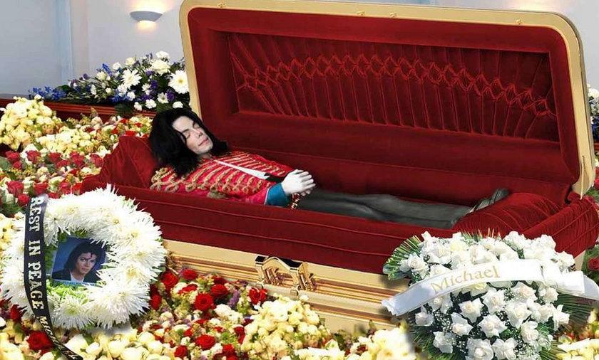 Królewski pogrzeb Jacksona