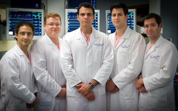 Naš hirurg u svetskom timu