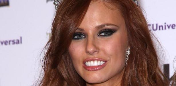 Miss USA 2011 Alyssa Campanella. fot. Newspix.pl
