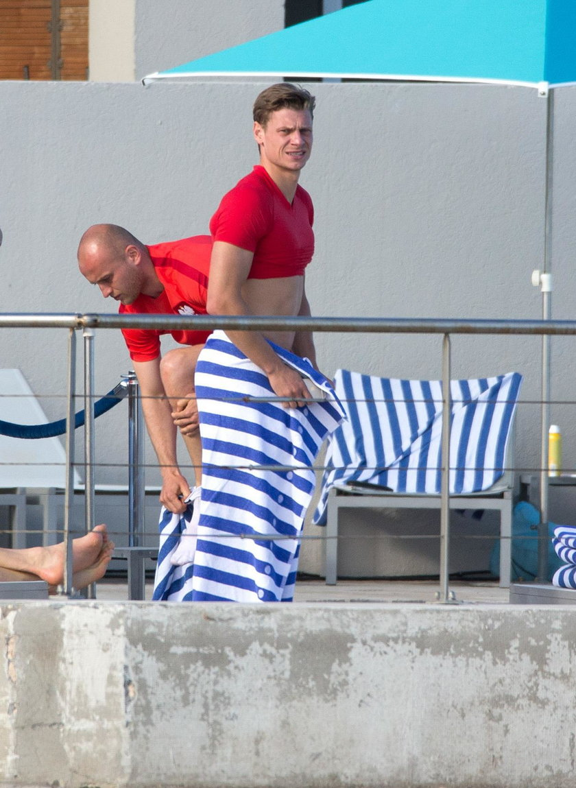 Reprezentacja Polski w Marsylii ma jak w raju! Tak mieszkają przed meczem z Ukrainą