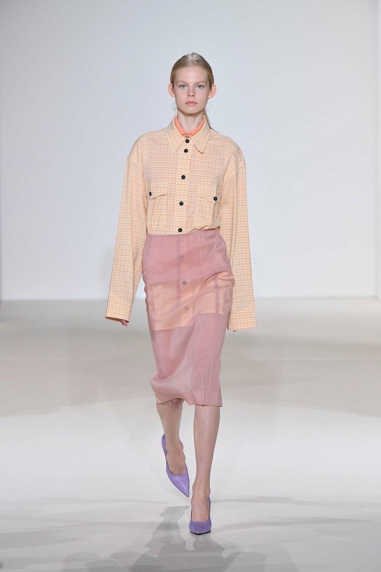 Suknja i košulja na novi način