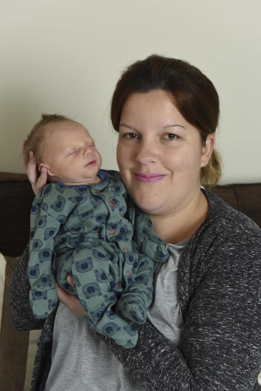 Po 3 miesiącach okazało się, że kobieta nadal jest w ciąży