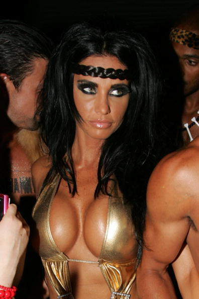 Jordan (Katie Price) / fot. Getty Images