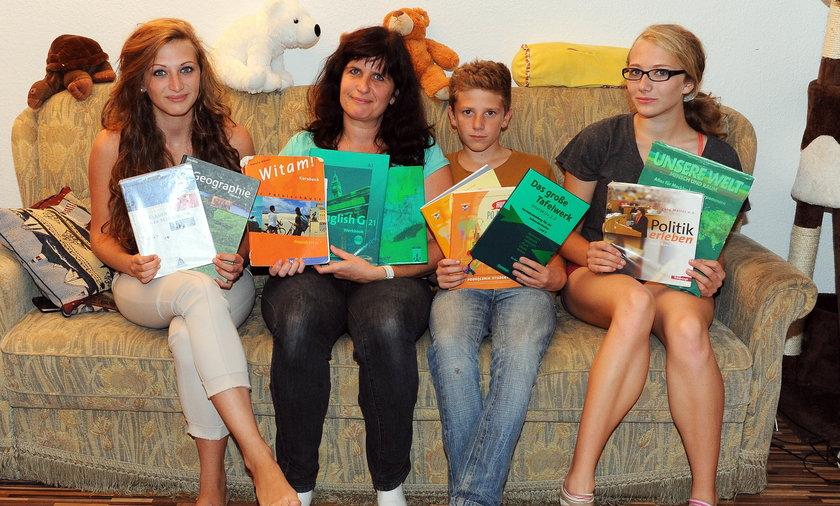 Niemiecka rodzina