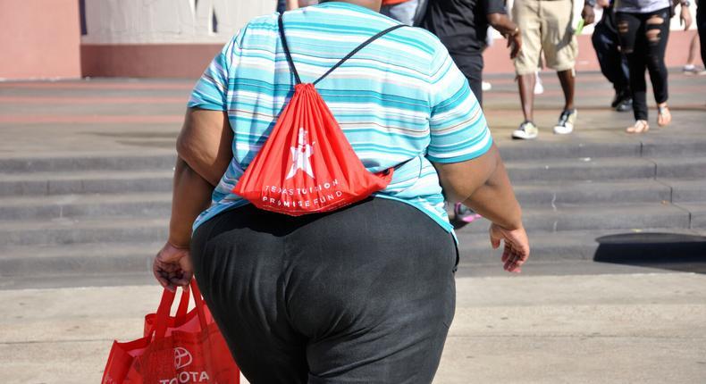 Overweight (Black Coffy)
