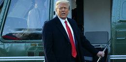 Czego bał się Trump, że na koniec prezydentury podjął taką decyzję? Chodzi o 13 osób