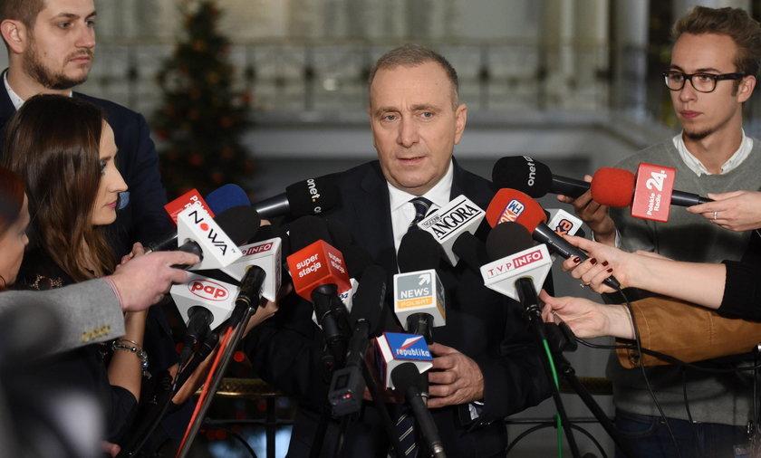 To on będzie kandydatem opozycji na premiera!