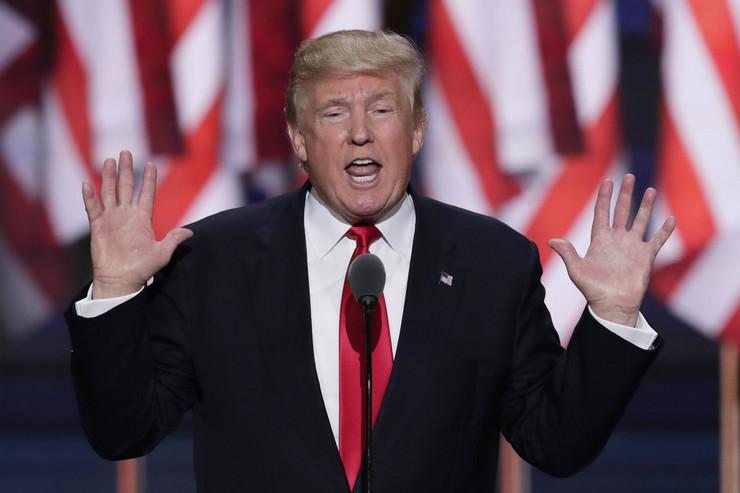 svetski poredak, Donald Tramp