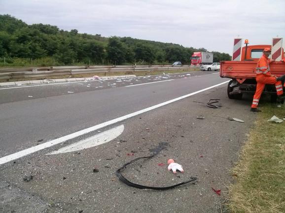 Nesreća na auto-putu