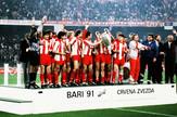 FK Crvena zvezda, Bari 1991