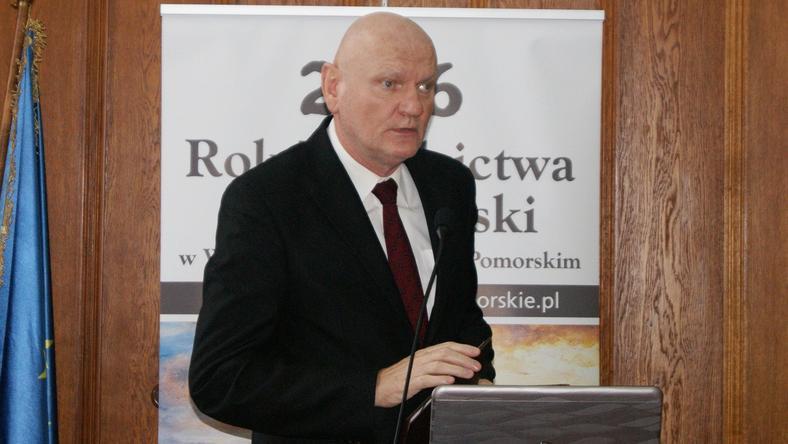 Prezydent Torunia Michał Zaleski