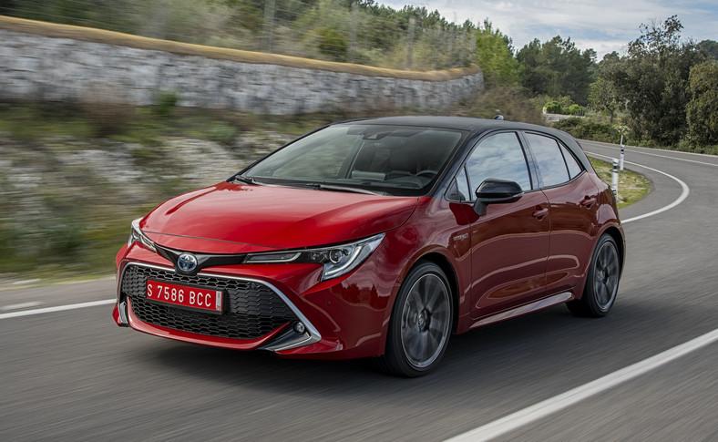 Toyota Corolla Hybrid 2.0