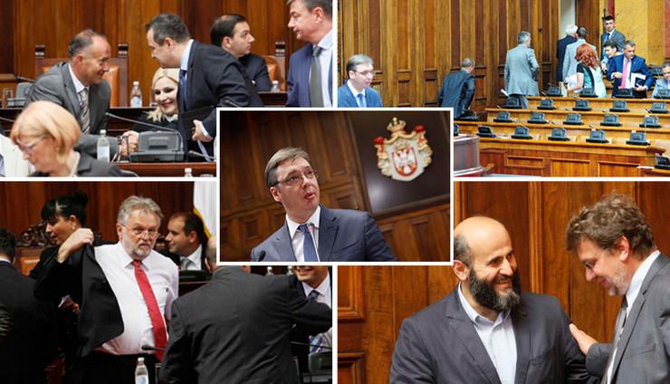vlada srbije ministri skupstina kolaz pokrivalica 2