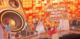 Groźny upadek Trojanowskiej na scenie. Co tam się naprawdę wydarzyło? Nowe, nieoficjalne informacje