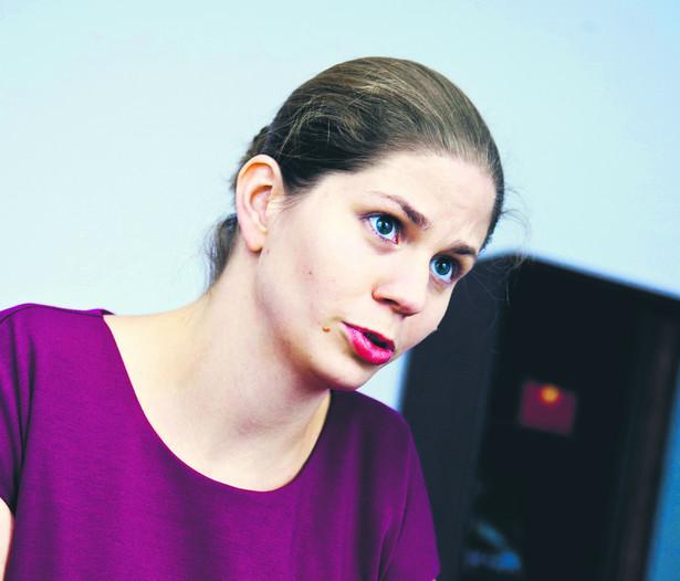 Magdalena Młochowska, wiceminister administracji i cyfryzacji
