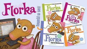 """""""Florka. Mejle do Klemensa"""": zwykłe-niezwykłe przygody przedszkolaka [RECENZJA]"""