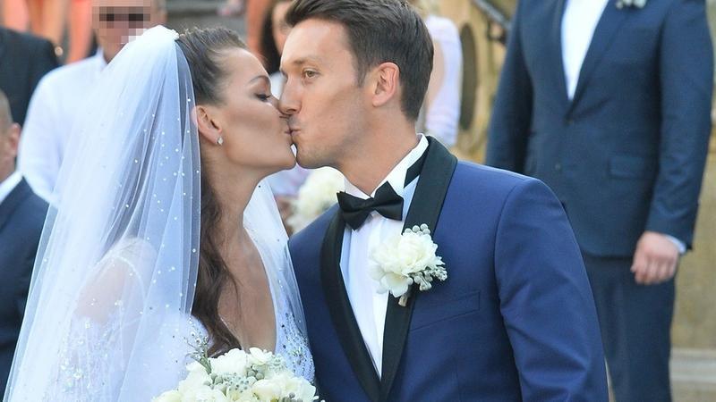 Ślub Agnieszki Radwańskiej i Dawida Celta
