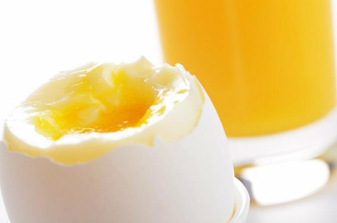 Kuvano jaje je uvek dobra ideja