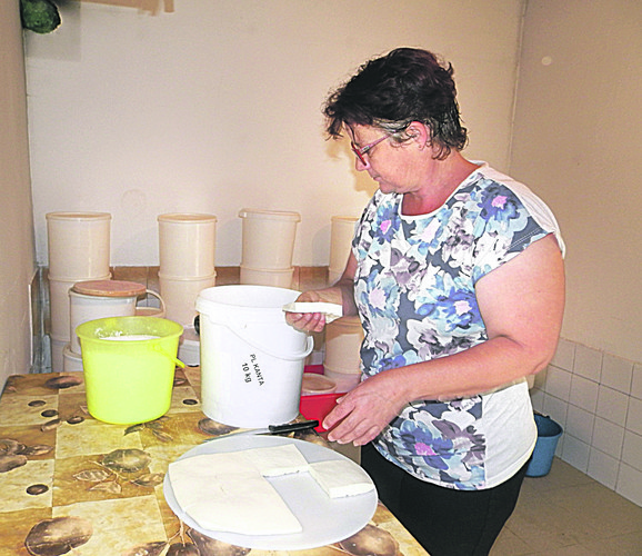 Vidosava Mačić nagrađena za najbolji zlatarski sir