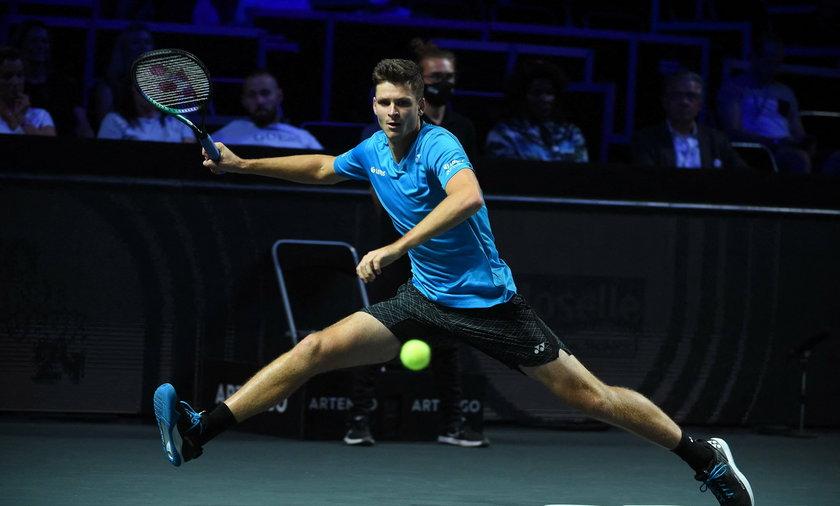 Moselle Open Semi Final round in Metz