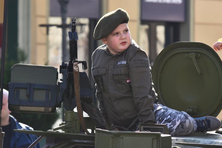 Novi Sad502 vojska srbije predstavljanje opreme foto Nenad Mihajlovic