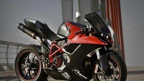 Ducati z wyposażeniem Vendetta